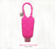 PocketBac Holder - Basketwave Pink